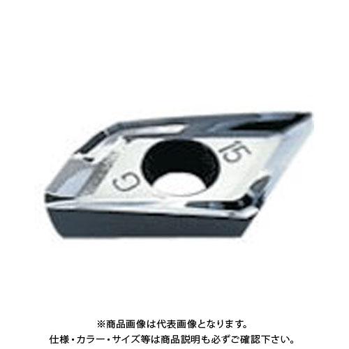 三菱 DLCコーティング COAT 10個 XDGT1550PDFR-G04:LC15TF