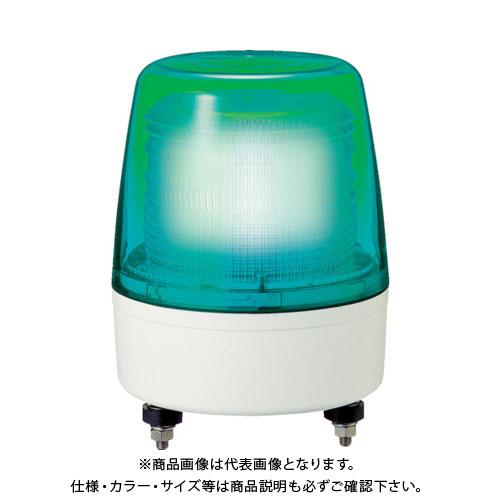 パトライト 中型LEDフラッシュ表示灯 XPE-24-G