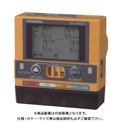 【直送品】新コスモス ガス検知器(複合) XA-4200-2HS