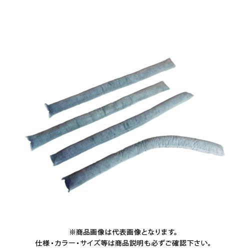 【運賃見積り】【直送品】JOHNAN 油吸着材 アブラトール チューブ Φ6.6×100cm(40本入) YT-100