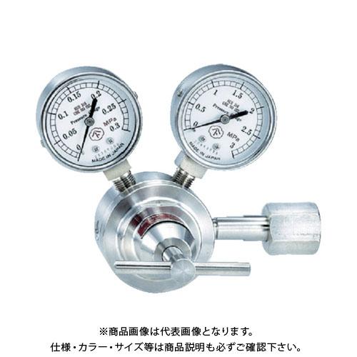 腐食性ガス用圧力調整器YS-1YS-1H2S