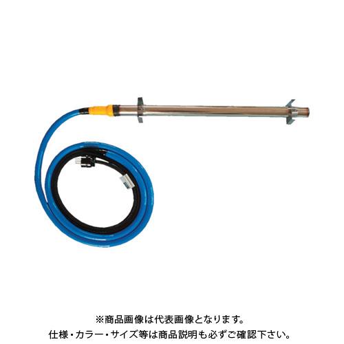 【運賃見積り】【直送品】日本ヒーター ステンレス潜水ヒーター100V単相1kW YDS-11