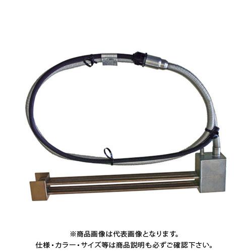 【運賃見積り】【直送品】日本ヒーター ステンレス潜水ヒーター三相200V10kW YDSS-31045