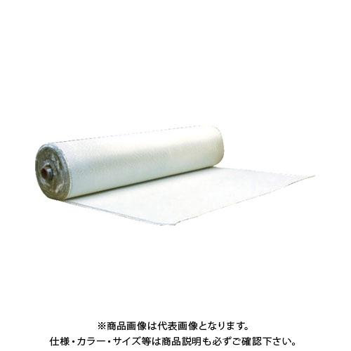 【直送品】吉野 耐火クロス 両面コーティングタイプ 1m×25m YS-TC-W