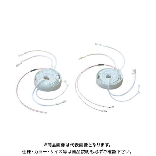 ヤガミ リボンヒーター 200V200W 20×2000 YW-20-2000-200V-200W