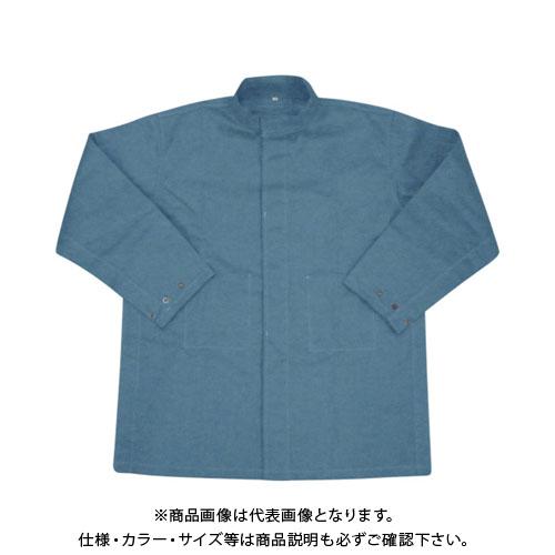吉野 ハイブリッド(耐熱・耐切創)作業服 上着 ネイビーブルー YS-PW1BLL