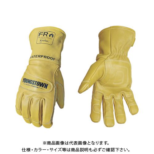 YOUNGST 革手袋 FRウォータープルーフレザー ケブラー(R) 11-3285-60-L