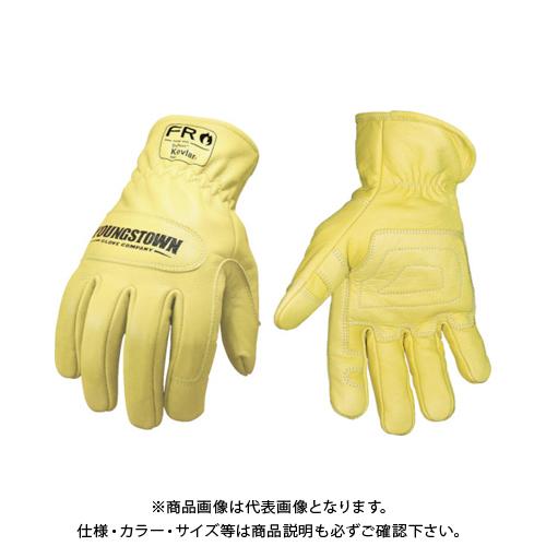 YOUNGST 革手袋 FRグラウンドグローブ ケブラー 12-3365-60-M