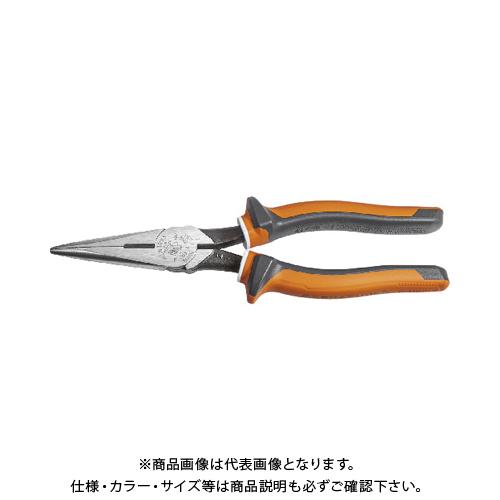 KLEIN 絶縁ロングノーズプライヤー 220mm 203-8-EINS