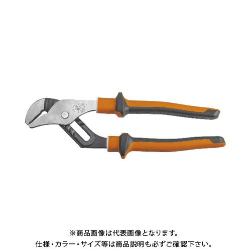 KLEIN 絶縁ウォーターポンププライヤー VDE規格 260mm 502-10-EINS