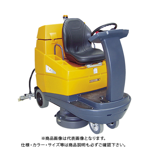 【直送品】シーバイエス 自動床洗浄機 SWINGO4000 5722627
