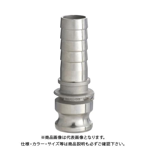 トヨックス カムロックアダプター ホースシャンク(細め) ステンレス 633-ET 1-1/2 SST