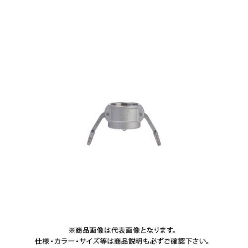 トヨックス カムロックカプラー ダストキャップ ステンレス 634-B 1-1/4 SST
