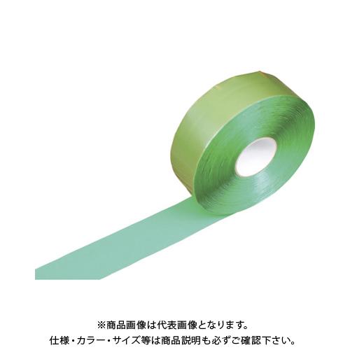 HESKINS ラインテープ PermaStripe 屋内用 幅50mmX長さ30m グリーン 6901005000030VUA