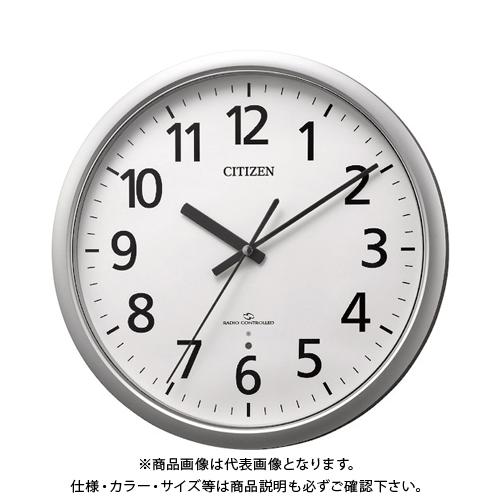シチズン シチズン 高感度電波掛時計 4MY853-019