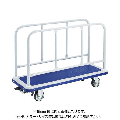 【運賃見積り】【直送品】TRUSCO ドンキーカート サイドハンドル1190×440 S付 410NS