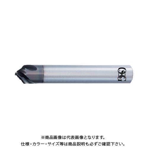 OSG WXLコーティング超硬面取りカッタ レギュラ 3刃 W―HSCT―P 9200110 W-HSCT-P 2X45X10