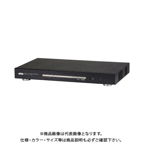 【直送品】ATEN ビデオ分配送信器 HDMI / 1入力 / 4出力 / HDBaseT対応 VS1814T