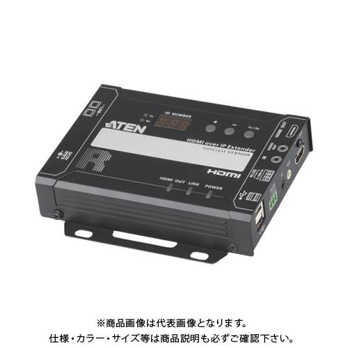 【直送品】ATEN ビデオ延長器用レシーバー HDMI/Video over IP VE8900R