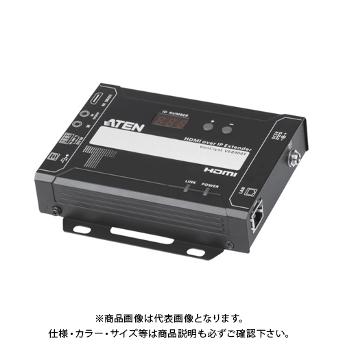 【直送品】ATEN ビデオ延長器用トランスミッター HDMI/Video over IP VE8900T