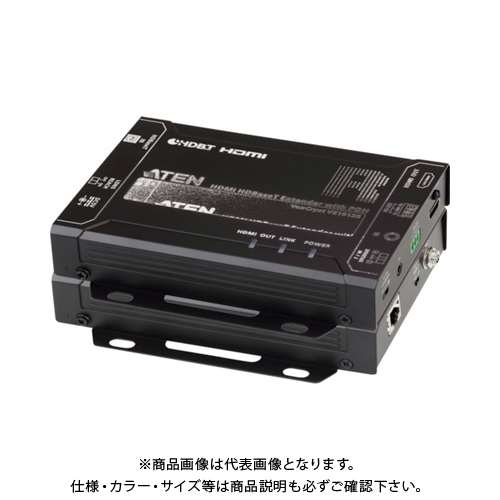 【直送品】ATEN ビデオ延長器 HDMI / 4K対応 / POH VE1812