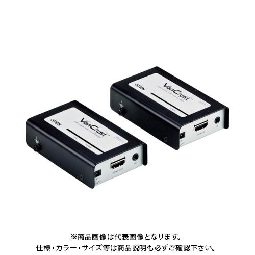 ATEN ビデオ延長器 HDMI / IRコントロール対応 VE810