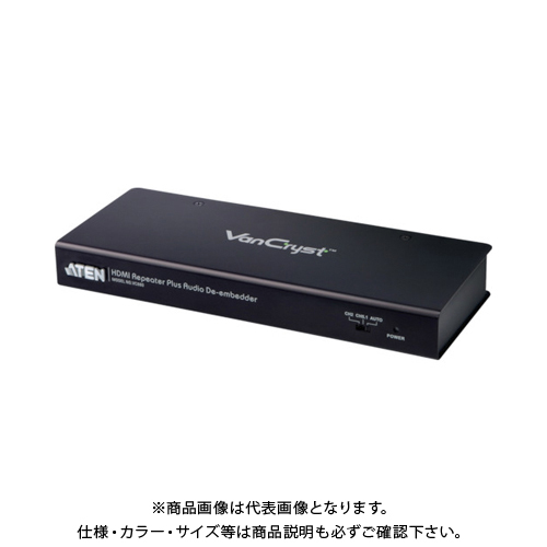 ATEN ビデオリピーター HDMI / オーディオデコード機能搭載 VC880