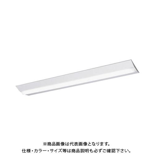Panasonic 一体型LEDベースライトiDシリーズ 40形直付型DスタイルW230 4000lm 昼白色 非調光 XLX440DENTLE9