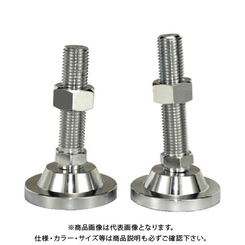 TRUSCO ステンレスアジャスターボルト M36 2700kg TSMFU-128-36-150