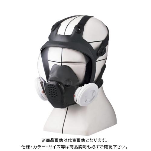 シゲマツ 防じん・防毒マスク TW099(M) TW099-M