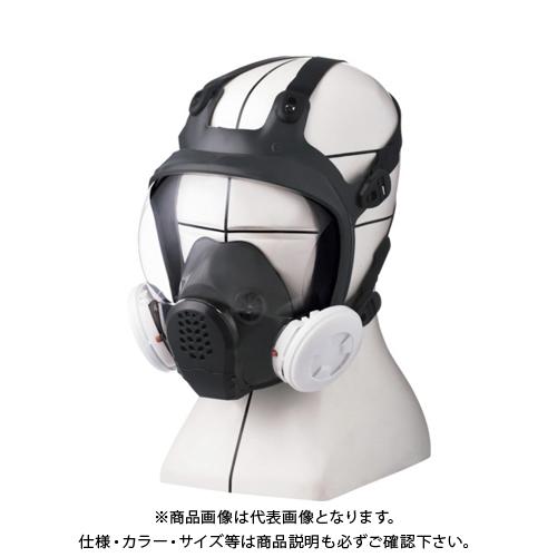 シゲマツ 防じん・防毒マスク TW099(L) TW099-L