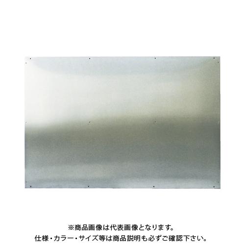 【直送品】TRUSCO 軽量防音パネル 不燃、耐熱アルミタイプ600X900 2.7KG TSHP-0609