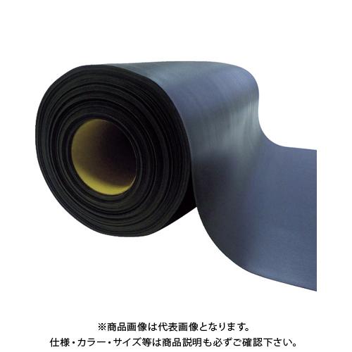 TRUSCO 薄型高比重EPDMシート 0.5X500X20m UK-EPDM-05520