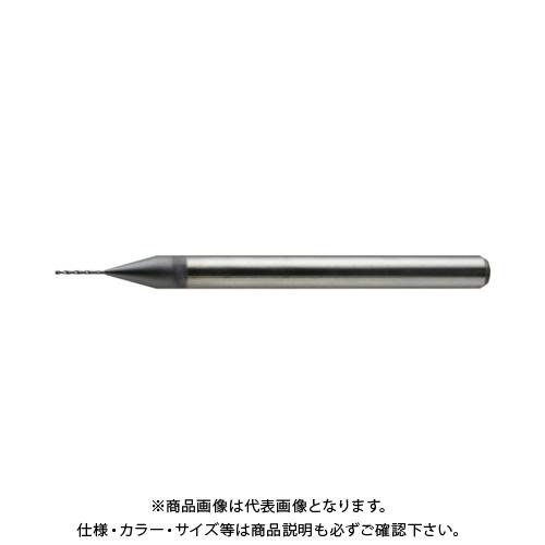 ユニオンツール 2枚刃ユニマックスドリル φ2,2×溝長10×全長38 UDCMX2220-100