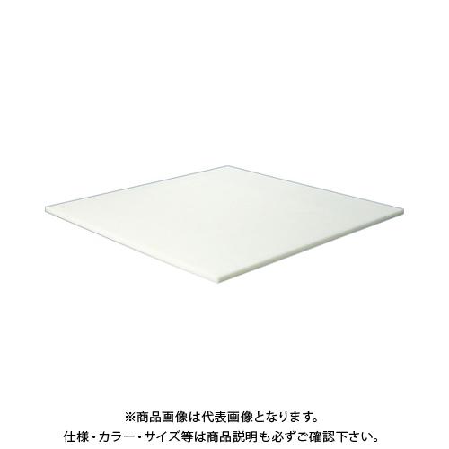 【個別送料1000円】【直送品】 タキロン スーパーキャストナイロン 80T×500×1000 白 TP-MCN-PLATE-350-80-500-1000