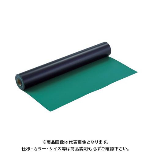 【直送品】TRUSCO プロスタック静電マット900x7.5m TPSM-R