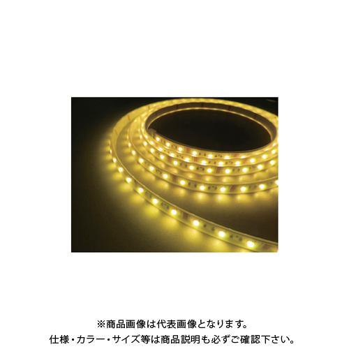 トライト LEDテープライト 16.6mmP 黄色 3M巻 TLVDY3-16.6P