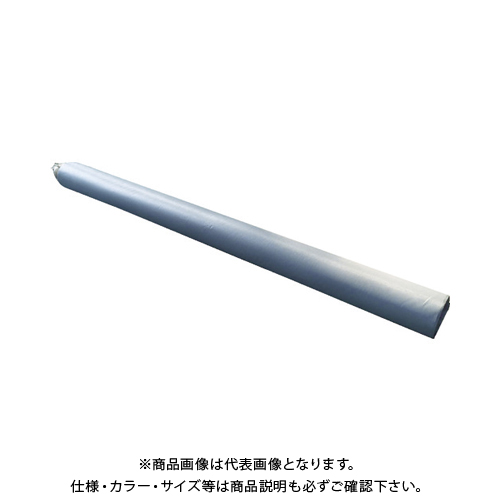 TRUSCO 軽量防炎メッシュ エコノミーシート 1.8×100m グレー TMES-1810-GY