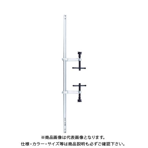 TRUSCO ジョイントクランプセット 幅30mm×全長1000mm TJC-30SET