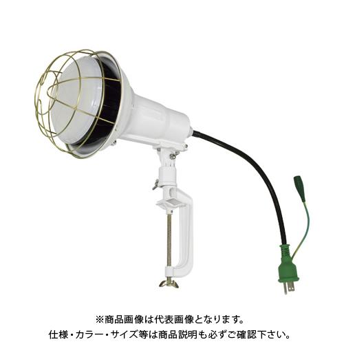 日動 LED投光器50W 昼白色 E付電線0.3m TOL-E5000J-50K