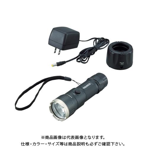 TRUSCO アルミLEDライト 充電式 250ルーメン Φ45X142 TAT-70C1A