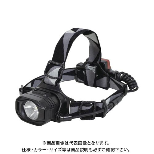 日動 充電式LEDヘッドライト バックライト付 SHL-8W-BL-CH