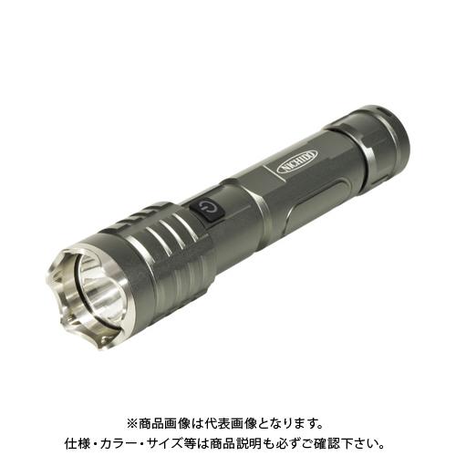 """日動 充電式LED""""ハンディーライト6W"""" SL-6W-CH"""