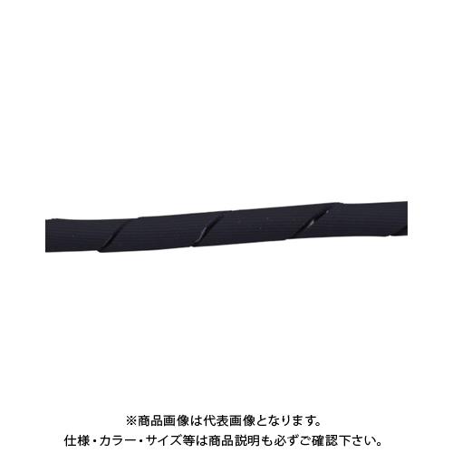 【運賃見積り】【直送品】中村工業 ワイヤロープ用クッションカバー くるっと スタンダード 5M S50-5