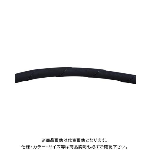 【運賃見積り】【直送品】中村工業 ワイヤロープ用クッションカバー くるっと スタンダードプラス 5M SP38-5