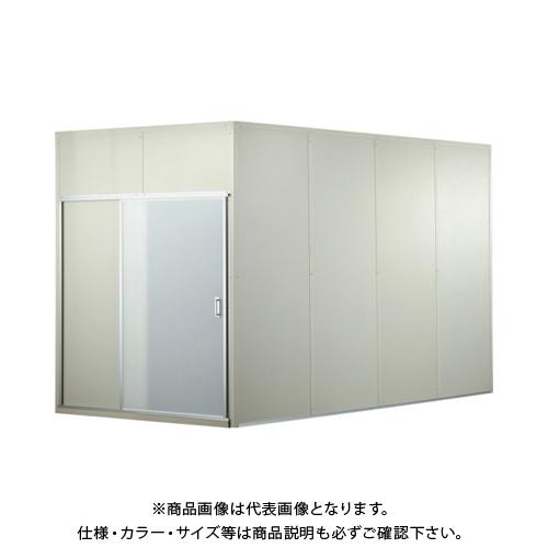 【運賃見積り】【直送品】テクセルSAINT 樹脂フレーム製防音ブースキット4連 H2000 SAINT BOOTH-KIT-JF H2.0-4