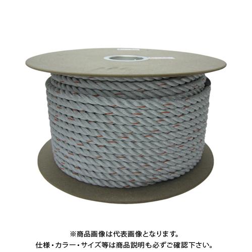 ユタカメイク ダイヤロープ ドラム巻 16mm×100m PRDP-16