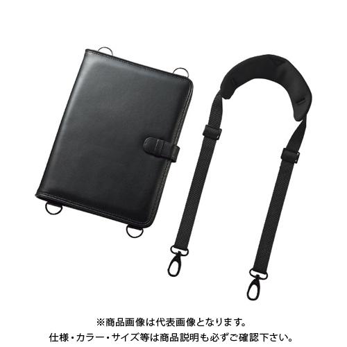 SANWA ショルダーベルト付きタブレットケース PDA-TAB5SG