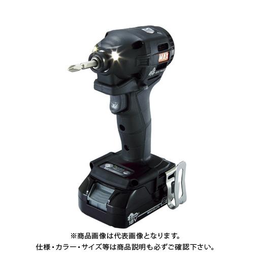 MAX 18V充電インパクトドライバセット(クロ)2.5Ah PJ-ID152K-B2C/1825A