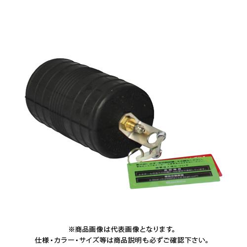 【運賃見積り】【直送品】Hoshin 止水ボール ショートタイプ 100 バイパス無 PS100A